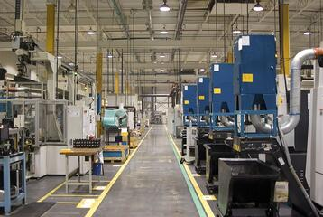 Lean manufacturing production