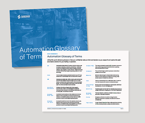 Seegrid | Automation Glossary of Terms