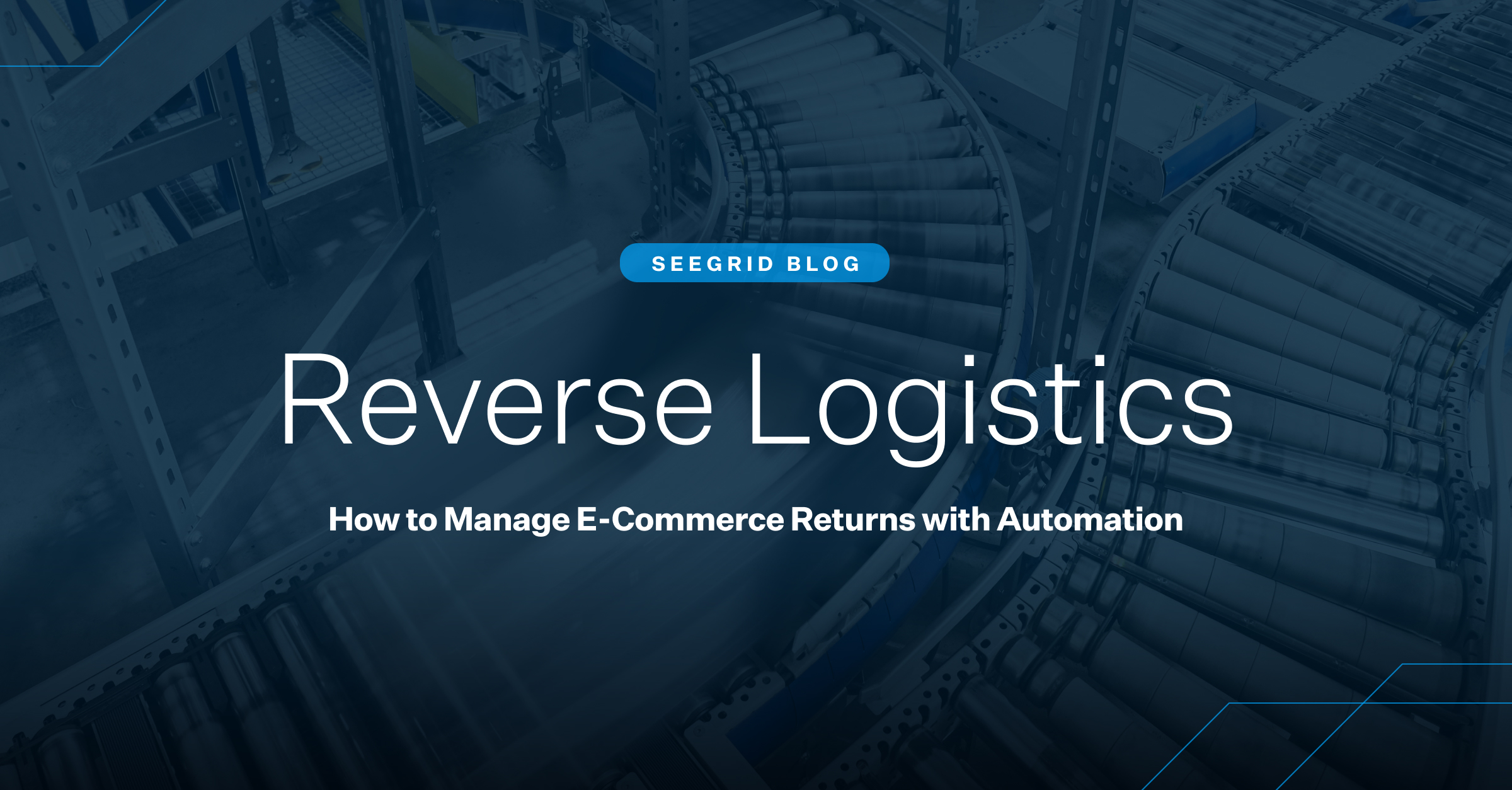 Reverse Logistics: How to manage e-commerce returns with automation and AMRs