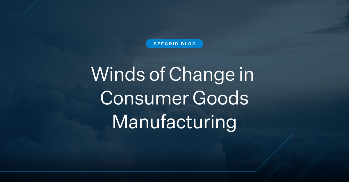 Consumer Goods Manufacturing - Labor Shortages, Safety, and Automation