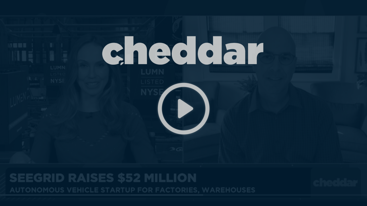 Seegrid _CEO_Cheddar_Interview