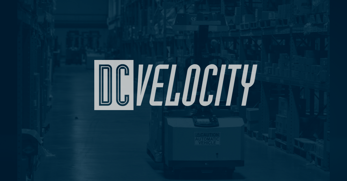 DC Velocity - Seegrid News Article