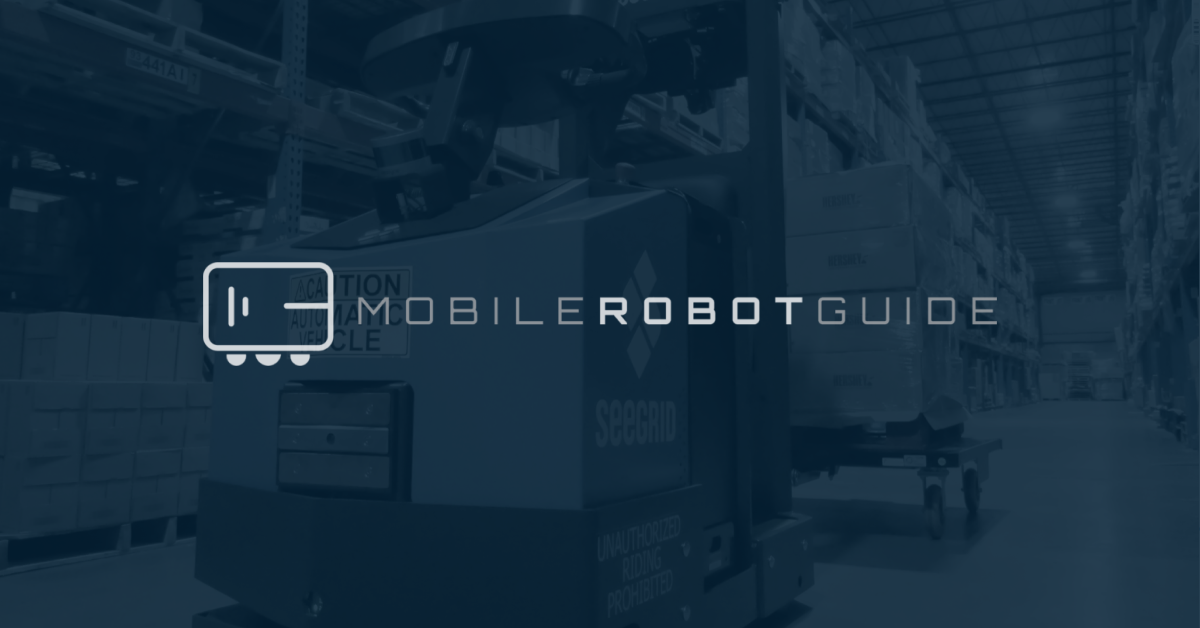 Seegrid News Mobile Robot Guide