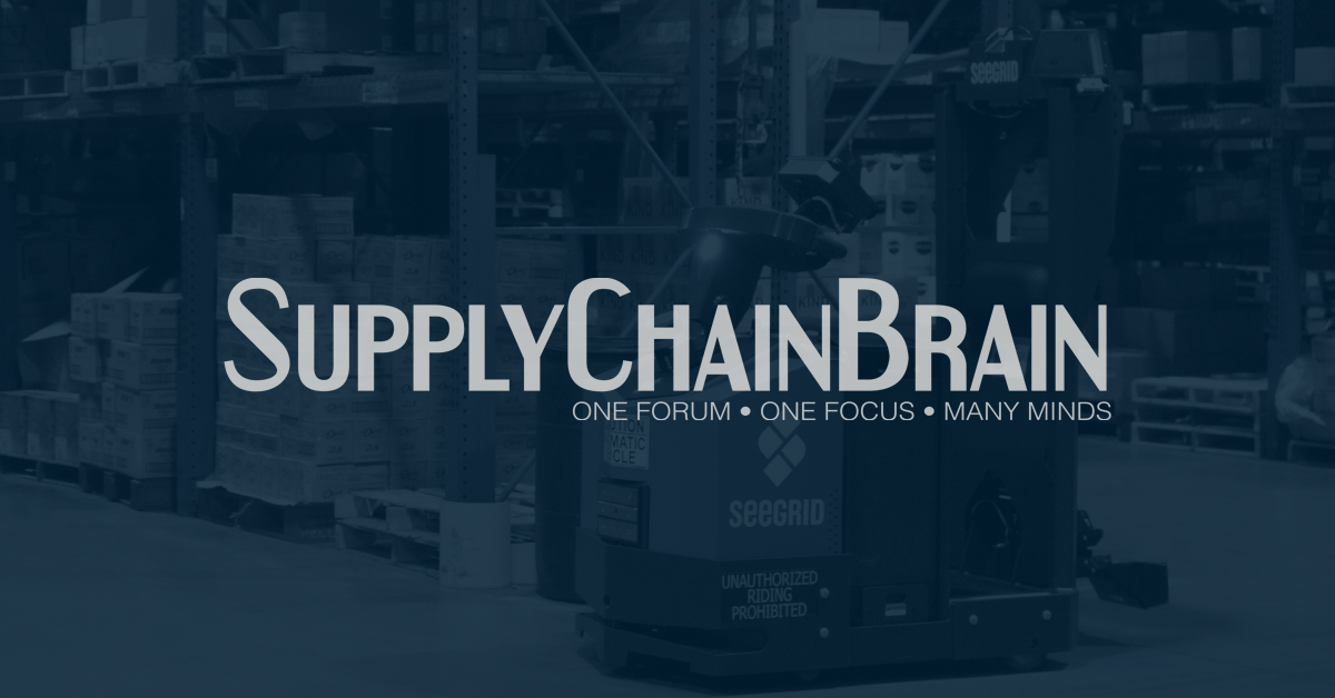 Seegrid Supply Chain Brain thumbnail