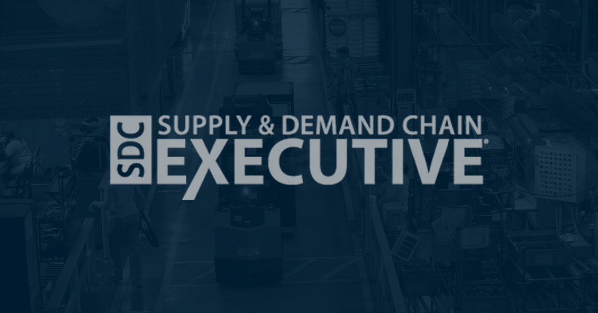 Seegrid News Supply & Demand Chain Executive