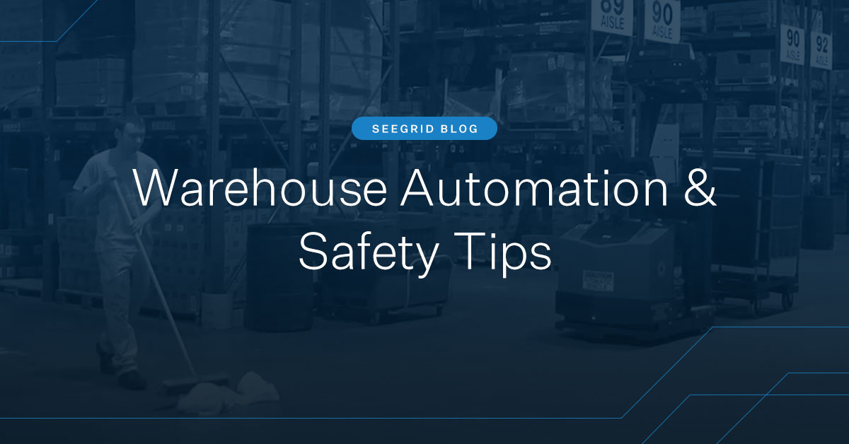 How to make safer warehouses with AMRs and automation