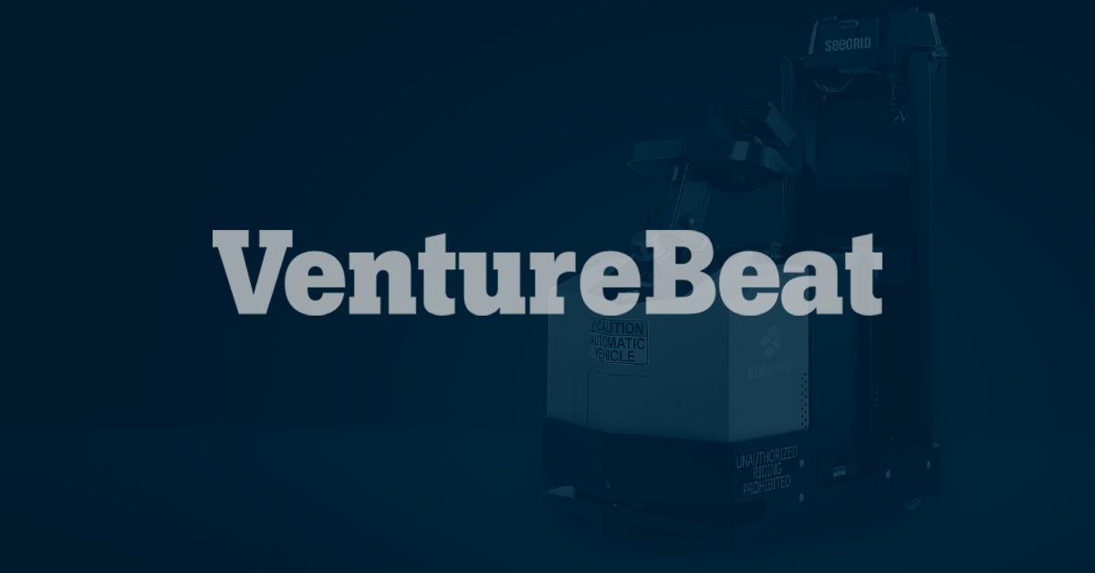 Venture Beat Thumbnail - Seegrid